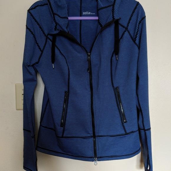 Zella Jackets & Blazers - Zella Zip Up Jacket